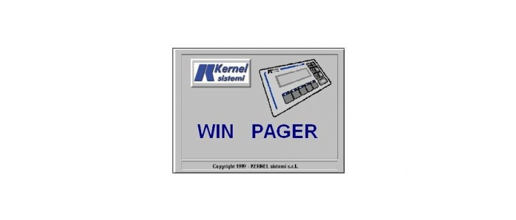 Win Pager